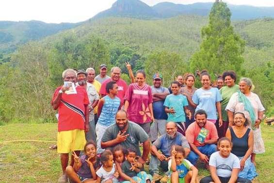 La tribu de Koua s'ouvre au tourisme durable