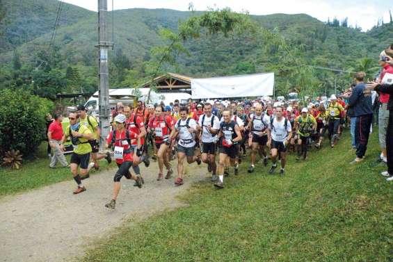 835 coureurs dans la Chaîne