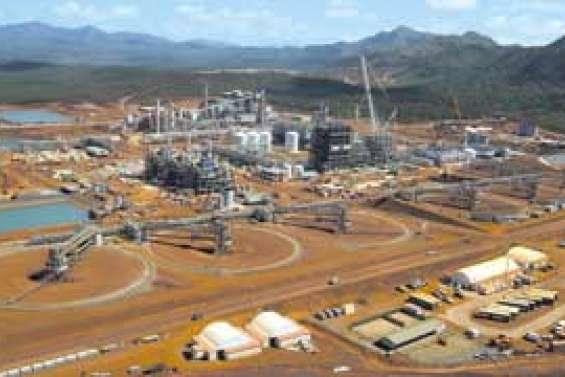 Pollution chimique à l'usine Vale Inco