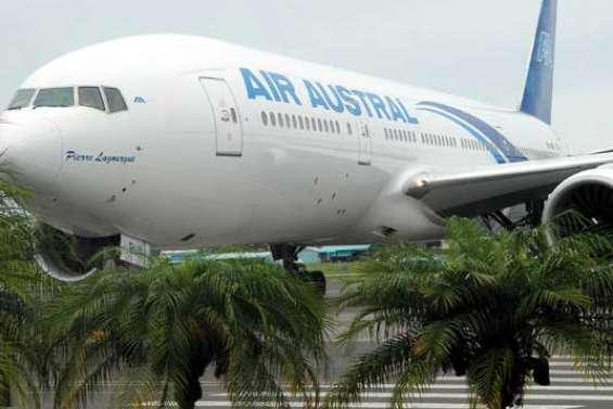 Air Austral quitte le Caillou