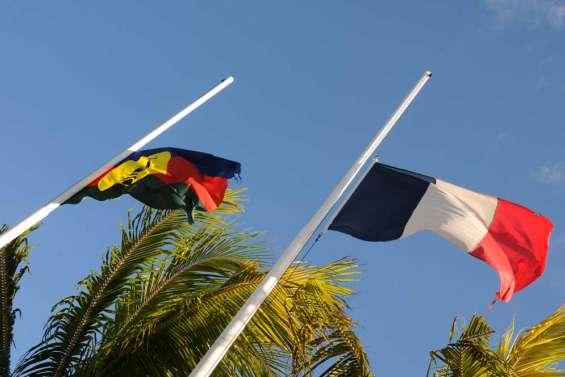 Les drapeaux confirmés