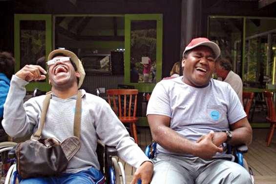 Pour fêter l'« handicapacité »
