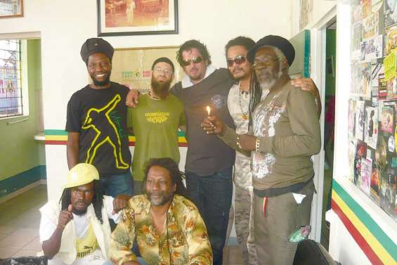 Sound from Jamaica