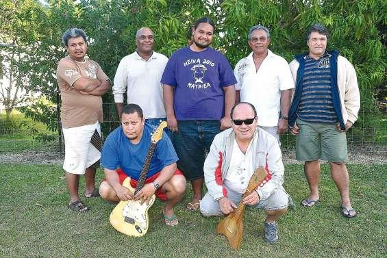 Un Tahitien branché Brousse