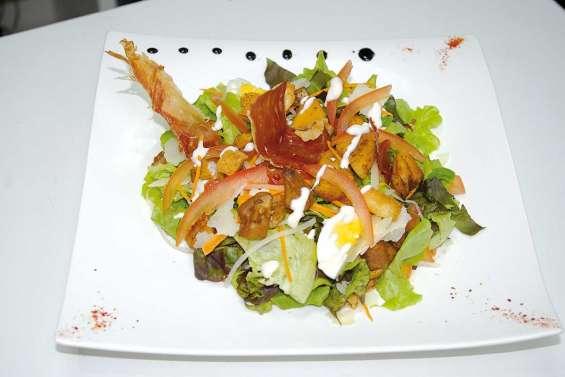Salade Cæsar