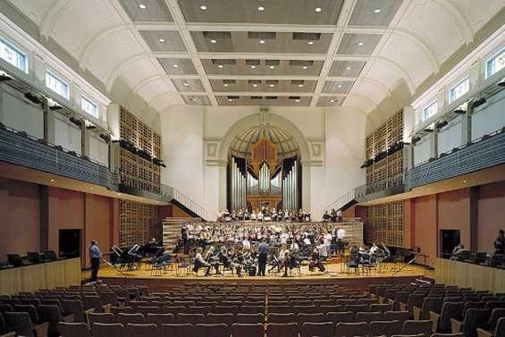 L'orchestre du Conservatoire de Sydney de retour