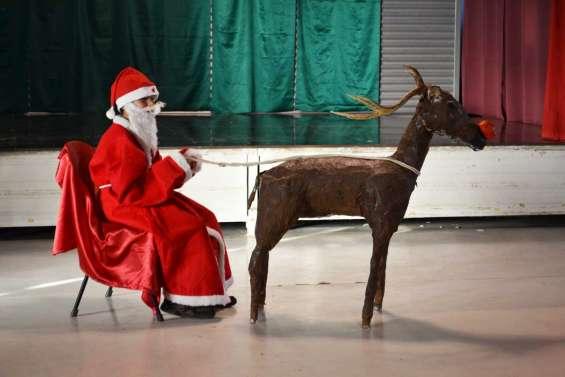 Noël avant l'heure