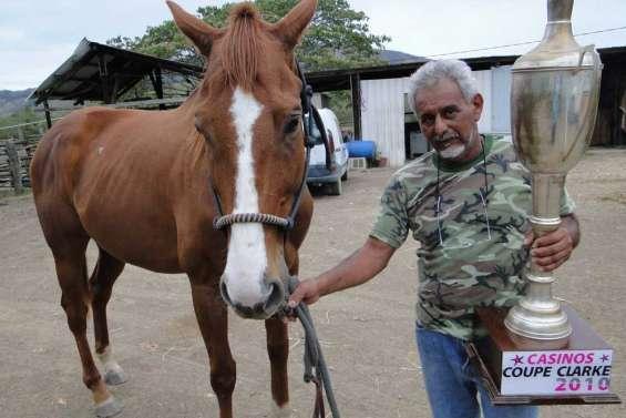 Salah Naser, « né entre  les pattes d'un cheval »