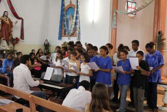 Le Sacré-Cœur fête le Sacré-Cœur