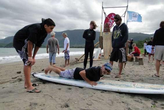 Surf et nature sur la même vague