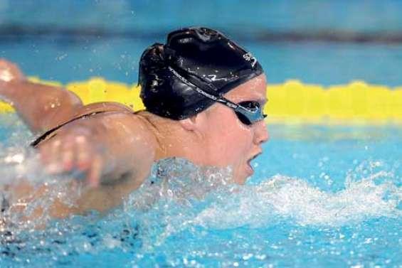 Lara Grangeon en piste pour les France