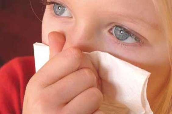 Les allergies ne connaissent pas la crise