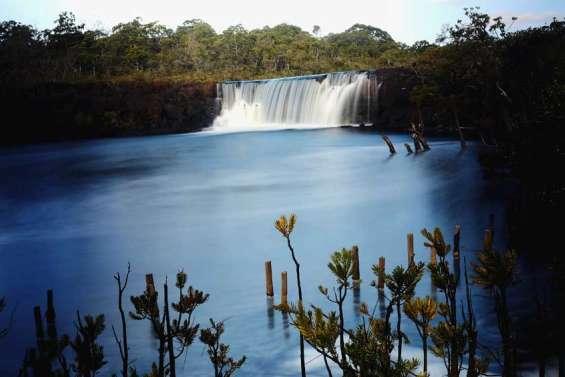 Les parcs de la rivière Bleue, de la Netcha, les bois du Sud et les chutes de la Madeleine bloqués