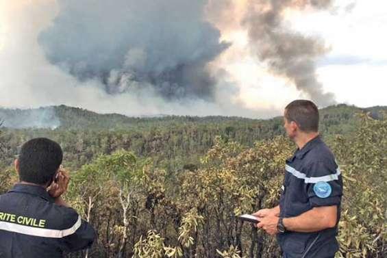 Incendie de Poum : l'appel à la solidarité calédonienne