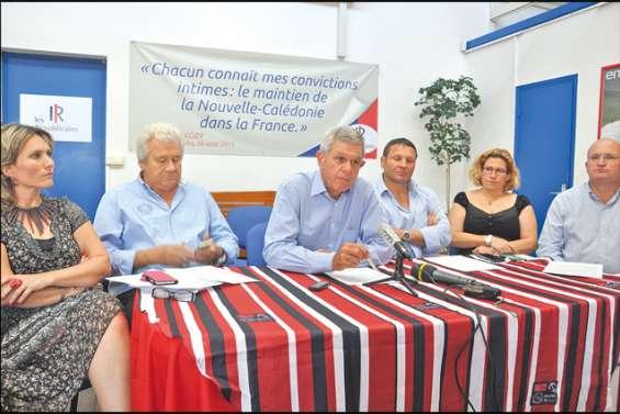 Pierre Frogier veut contrer un « abus de pouvoir »