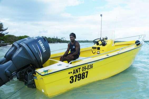 Les bateaux kunié inspectés