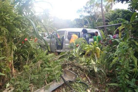 Accident mortel à Ponérihouen