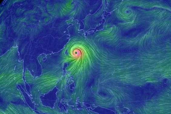 Typhon : alerte maximale au Japon
