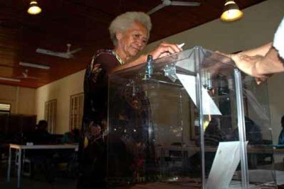 Quinze délégués voteront aux sénatoriales