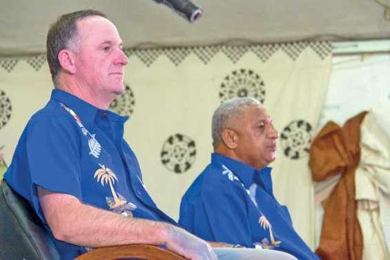 Nouvelle-Zélande et Fidji renouent des liens
