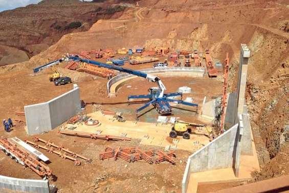 Le minerai vers la Corée au centre de plusieurs priorités