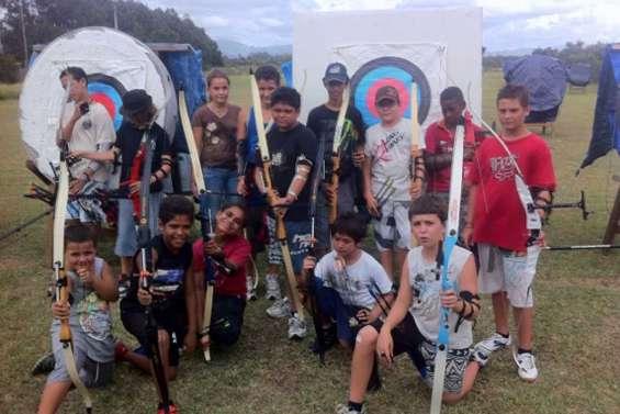 Les archers reprennent les armes