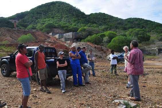 La mine Pilou ressuscitée