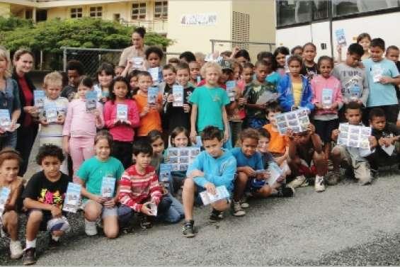 L'école Louise-Michel a la « citoyenne attitude »