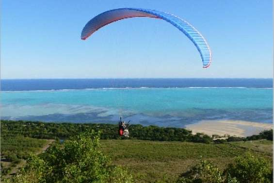 Vol au-dessus de Gouaro Déva