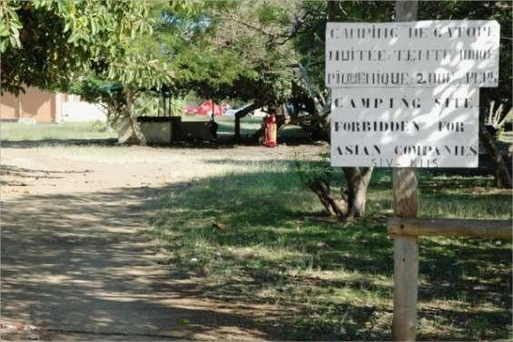 Ras-le-bol à Gatope