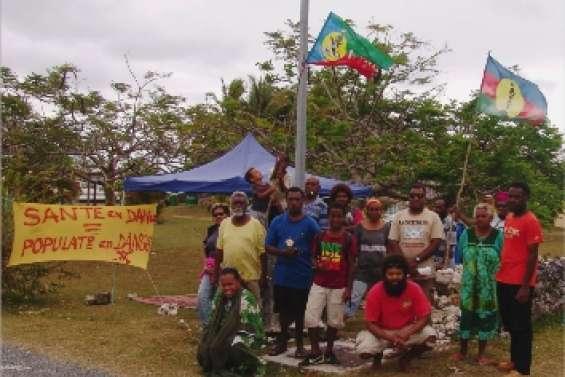 La grève au dispensaire  de Xepenehe pourrait s'étendre