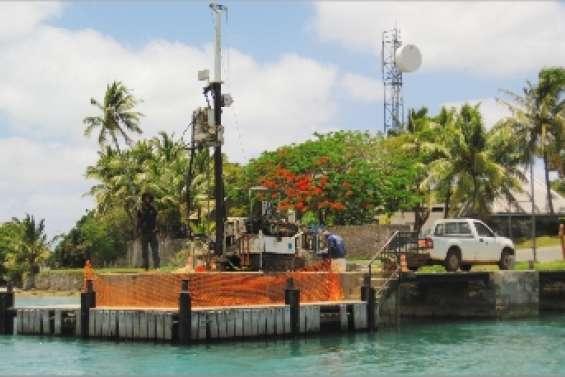 Le wharf de Kuto sera rénové  l'an prochain