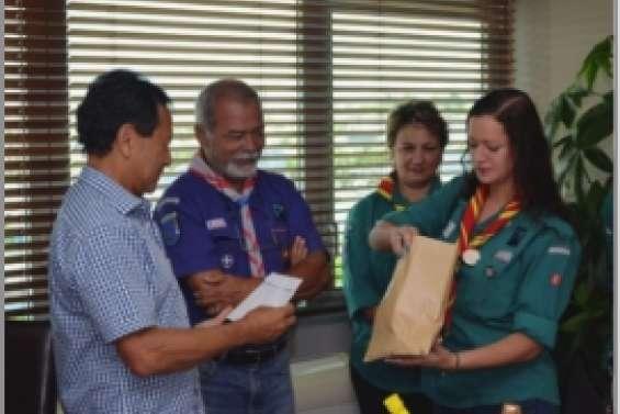 Les premiers volontairessont partis au Vanuatu