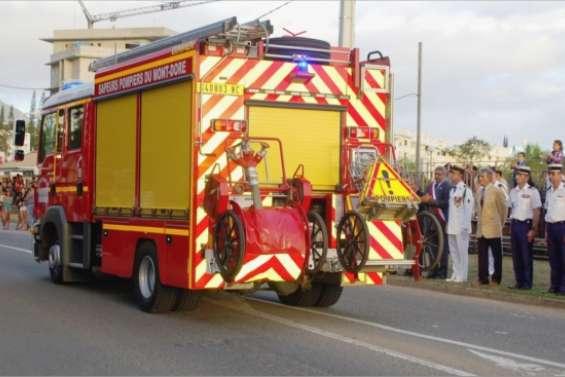 Dix jeunes pompiers à recruter