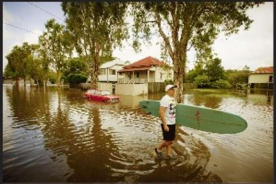 Inondations en série