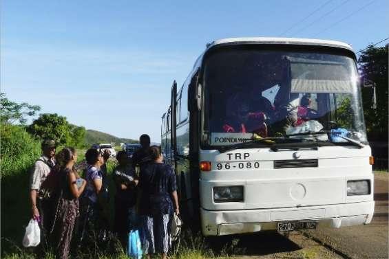 Désertée par les bus