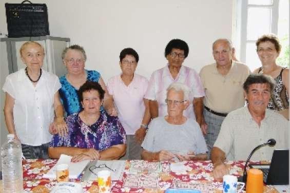 Des seniors épanouis