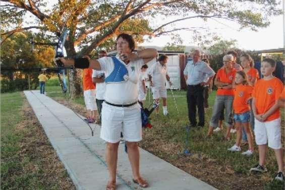 Les Archers ciblent les handicapés