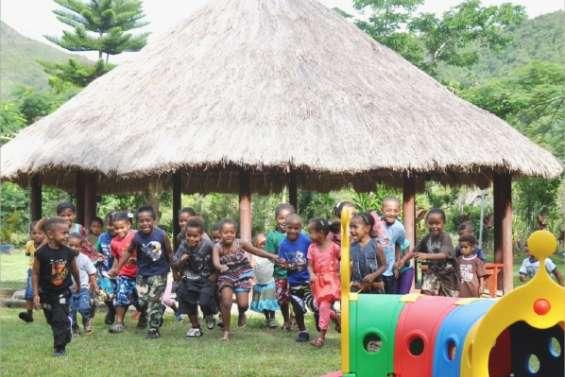 Paimboas fête son école