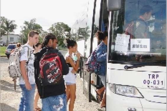 Les bus de l'AVSB reprennent