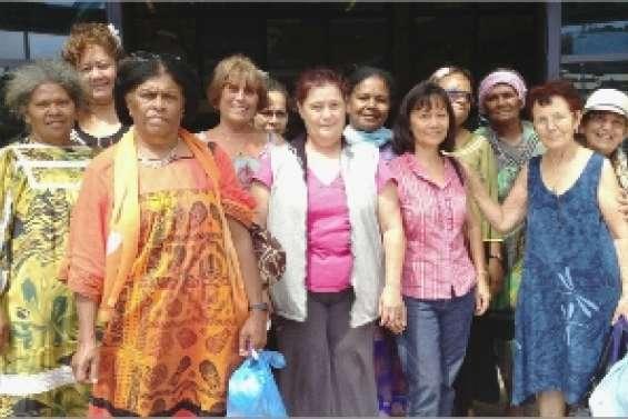 Rencontre féminine à Nengone