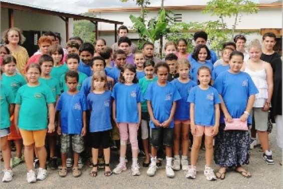 Echange de foi avec le Vanuatu