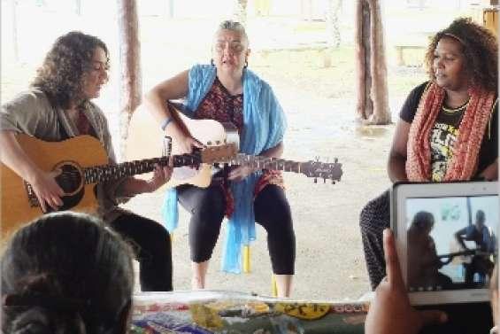 Voix aborigènes au lycée
