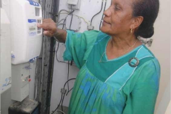 L'électricité rechargeable