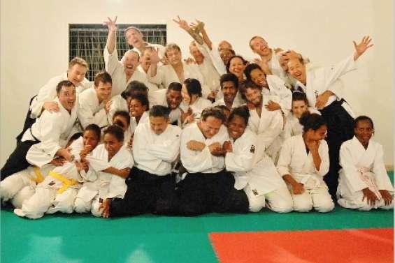 L'aïkido a son dojo