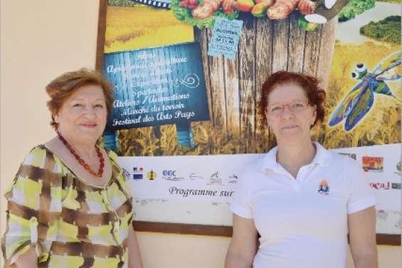 «Ce festival existe  pour le monde agricole»