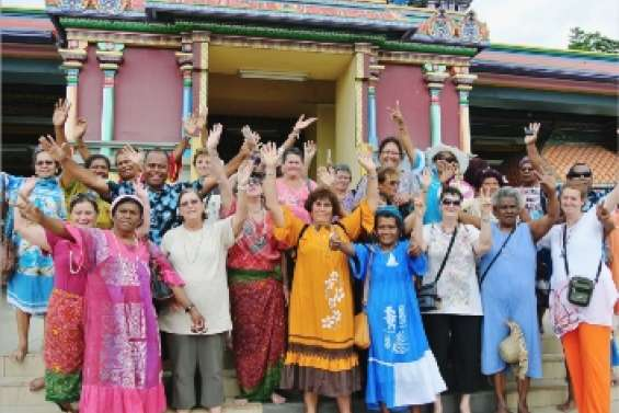 L'exemple touristique de Fidji