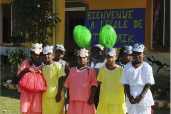 Ambassadeurs de la danse des îles