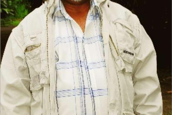 Le candidat de Pweyta