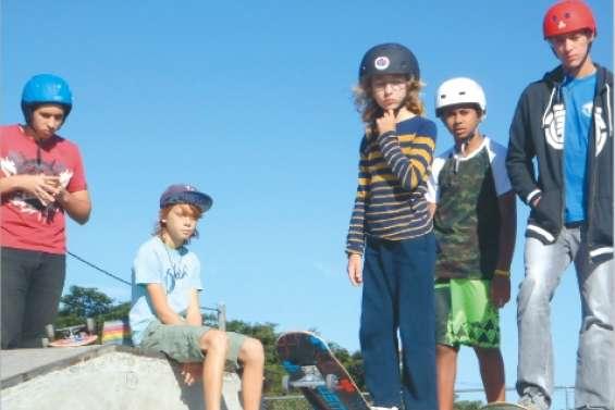 Skaters de Brousse